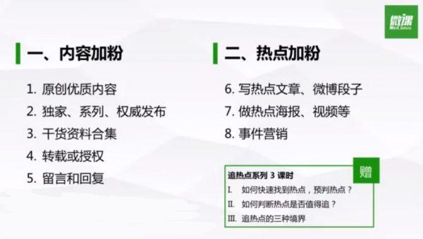 微信运营必学:精准涨粉40招 视频截图