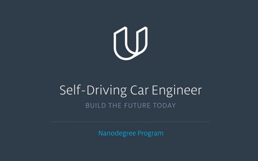 优达学城:无人驾驶工程师