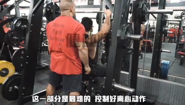 普罗米修斯规律增肌练习方案 视频截图