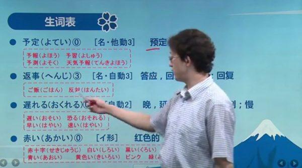日语零根底至中级(0-N2)精讲班 视频截图