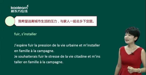法语零基础直达中高进阶 (0-B2)视频截图