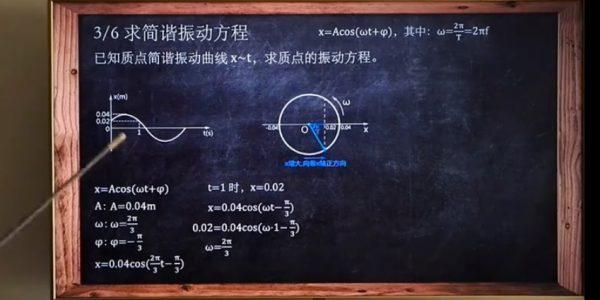 猴博士爱讲课大学物理视频截图