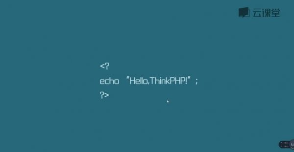 Hello,ThinkPHP