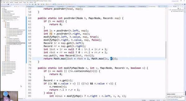算法高级班 视频截图