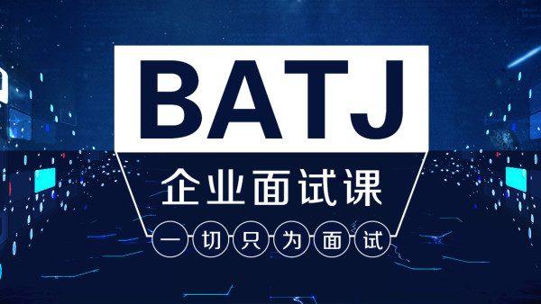Java架构班之BATJ企业面试课